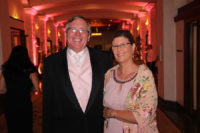 Trudi & Bill at the Royal Hawaiian for the Pink Tie Ball